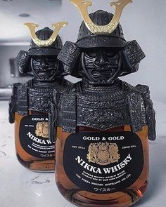 Nikka Gold & Gold ⭐️Japanese Samurai Warrior Pot & Coffee Still Whisky! Love these bottles! Have you tried? 🔥🔥🔥  .  .  .  .  .  Courtesy: @pdramstagram Sometimes it's not what's on the inside, but what's on the outside. The design on this bottle is 🙌🏻 . . P.S. Don't forget to drink yours so it continues 📈 . . . . . . #nikka #yoichi #miyagikyo #taketsuru #coffey #nikkawhisky #samurai #singlemalt #singlemaltwhisky #scotchwhisky #scotch #scotchtime #scotchporn #whisky #whiskey #igwhisky…