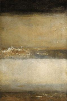 J.William Turner, Three Seascapes ( avec F Garcia Lorca & Virginia Woolf)   Art et tique et pique- mots et gammes