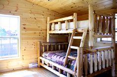 Cayuga Cabin Interior - Wood-Tex