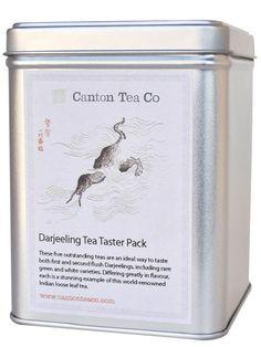 Pack Degustación té Darjeeling