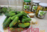Nálev na okurky, zavaření okurek nakládaček +videorecept | Recepty a Pickles, Cucumber, Food, Essen, Pickle, Yemek, Zucchini, Pickling, Meals