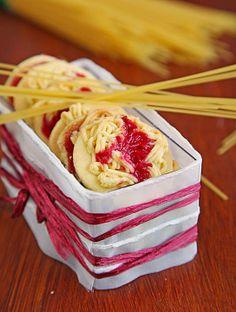 Spaghettikekse