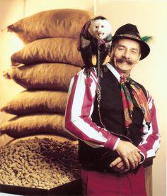 Organ Grinder and Monkey