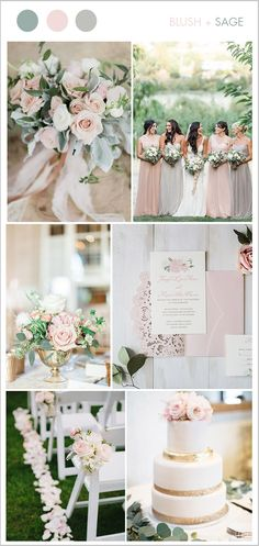 8 Beautiful Blush & Soft Pink Wedding Colors for Brides to Try – Elegantweddinginvites.com Blog