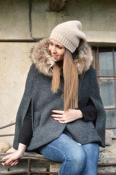 Lost In Albion Art TYNE WoolCoat #womenswear  #fashion #madeinitaly
