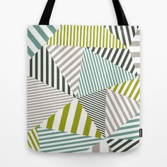 Dizzy+Tote+Bag+by+Eine+Kleine+Design+Studio+-+$22.00
