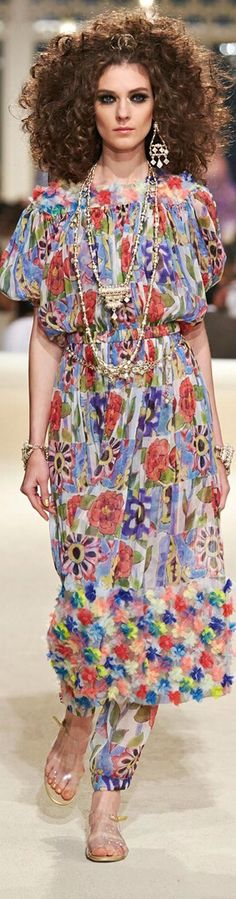 #Chanel 2015 -Fashion Show in Dubai #Luxury.com