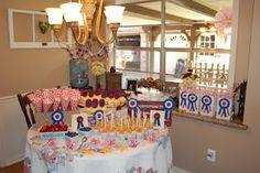 County Fair Birthday Party