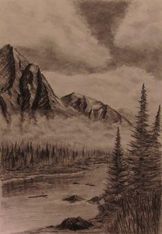 Mountains+in+the+Mist+by+TylersArtShack.deviantart.com+on+@deviantART