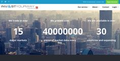 InvestYourWay is an online account in which customers can deposit funds and then use the company's program to invest it as per his/her choice. A customer can build funds of his/her type that are individual and unique to the customer. The customer can then rebalance his portfolio at no extra cost with a click of a button.