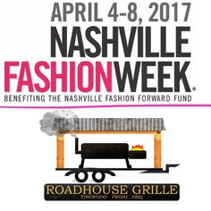 Nashville Fashion Week is almost here! Flip is joining in the fun tomorrow, Tuesday, April 4th with Roadhouse Grille food truck ! Stop by between 11-2 to grab lunch and shop with us! #NashvilleFashionWeek #RoadhouseGrill #Flip