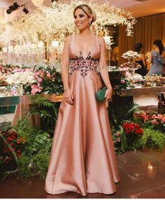 vestido de madrinha Mais