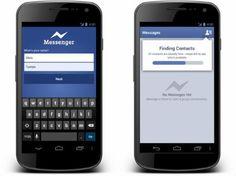 Usuários não poderão enviar mensagens a partir do app do Facebook. Será necessário instalar o app específico
