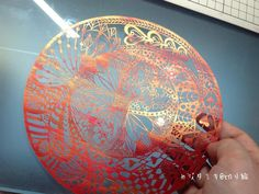 Paper cutting art by Miki Kajita