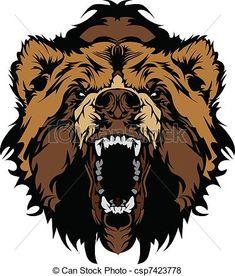 drawings of bear, - Google Search