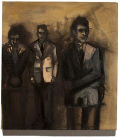 Painting by Krystal Kuhn