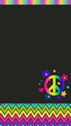 The iridescent prism of my iDevice. Wallpaper 2016, Dark Wallpaper, Colorful Wallpaper, Wallpaper Backgrounds, Wallpaper Ideas, Screen Wallpaper, Peace Sign Art, Peace Signs, Hippie Wallpaper