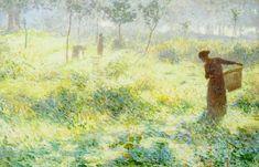Galerii de arta: Emile Claus (27 septembrie 1849 - 14 iunie 1924), pictor belgian