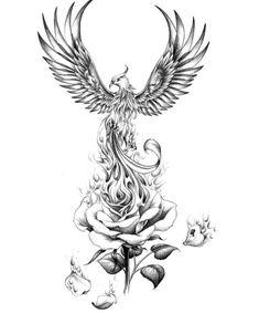 Replace the rose with a domestic abuse ribbon - Tattoos - Tatoo Ideen Band Tattoos, Ribbon Tattoos, Dope Tattoos, Pretty Tattoos, Beautiful Tattoos, Leg Tattoos, Flower Tattoos, Body Art Tattoos, Tattoo Drawings