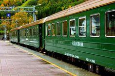 Boarding Norway's Most Famous Train: the Flåm