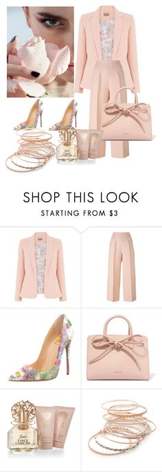 """""""Untitled #652"""" by domla ❤ liked on Polyvore featuring Fendi, Mansur Gavriel, Vince Camuto and Red Camel"""