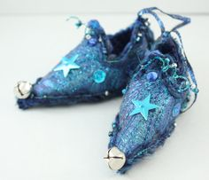 Fairy Shoes Blue Star belong to Feather Hailfilter Fairy