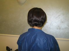 Extension a Roma: da capelli corti e sottili a capelli lunghi e folti (PRIMA) - http://www.extension-roma.it