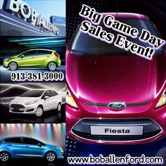 Big Game Day Sales Event!!