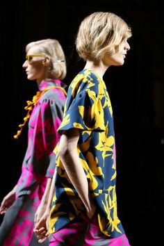 Dries Van Noten | Fall 2014 Ready-to-Wear Collection |