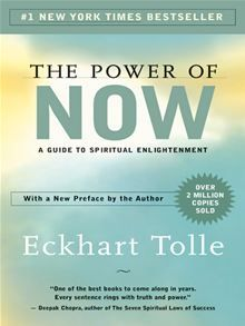 To make the journey into the Now we will need to leave our analytical mind and its false created self, the ego, behind. From the very first page of Eckhart Tolle