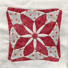 Block 47 of The Splendid Sampler Quilt