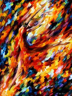 Leonid Afremov FLAME DANCE painting for sale, this painting is available as handmade reproduction. Shop for Leonid Afremov FLAME DANCE painting and frame at a discount of off. Dance Paintings, Paintings For Sale, Original Paintings, Oil Paintings, Oil Painting On Canvas, Canvas Art Prints, Painting Art, Museum Of Modern Art, Art Museum