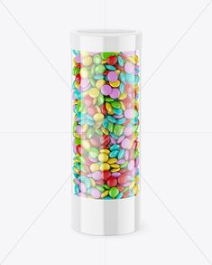 Creative Words, Mockup, Packaging Design, Tube, Layers, Objects, Jar, Plastic, Candy
