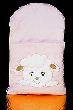 Cotton Characters Nap Mat Color: Pink Lamb