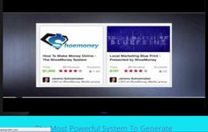 Video Auto Profits - Easiest Way To Generate Monthly income http://jvz8.com/c/98971/98027