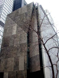 American Folk Art Museum | Tod Williams, Billie Tsien Architects -- this best not get torn down.