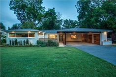 Contemporary Exterior Upgrade by It's Great To Be Home, via Flickr