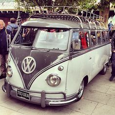 VW Split Window Microbus