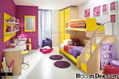 One of the coolest bunk beds