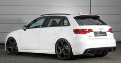 550 PS B&B Tuning 2016 Audi RS3