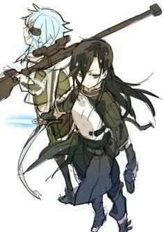 刀剑神域Sword Art Online PIXIV
