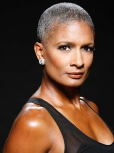 Shiny 58 short hairstyles for black women over 50 new natural hairstyles. Natural Hair Short Cuts, Short Natural Haircuts, Tapered Natural Hair, Short Sassy Hair, Short Brown Hair, Very Short Hair, Short Hair Cuts, Natural Hair Styles, Bald Hair