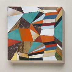 Walk Through, Ted Larsen, David Richard Gallery