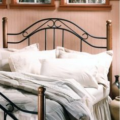 Hillsdale Furniture 164HK Winsloh Headboard, King, Black $122.31 #bestseller