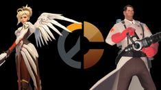 Overwatch Mercy & Tf2 Medic