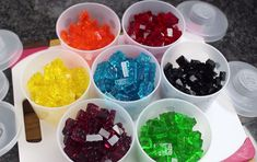 Just when you thought LEGOs couldn't get any better, somebody comes along and creates a recipe for edible homemade gummy LEGO pieces that you can actually build with! Grant Thompson, the genius behind the 'King Of Random' Youtube DIY channel, posted a step-by-step recipe for how to make your dreams come true. The best part …