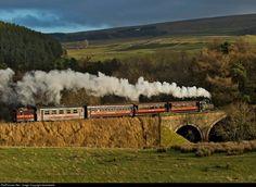 RailPictures.Net Photo: South Tynedale Railway Steam 0-6-0 at Alston, United Kingdom by davehewitt