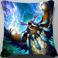 Isn't it a good idea to hold a throw pillow of World of Warcraft toys when playing this game? Toyswill.com has purchased numerous World Of Warcraft toys, many of which are throw pillow and bone pillow. Pictures of priest, warriors, dwarf, worgen, troll, rogue, and goblin are printed on the pillows. The pictures are very beautiful and lifelike. Just imagine that when you get tired after playing the game, you can place your head on the pillow and have a rest.