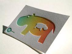 Nowe pocztówki HIPOPOTAM
