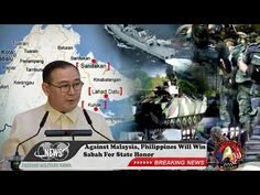 Against Malaysia, Philippines Will Win Sabah for State Honor - YouTube